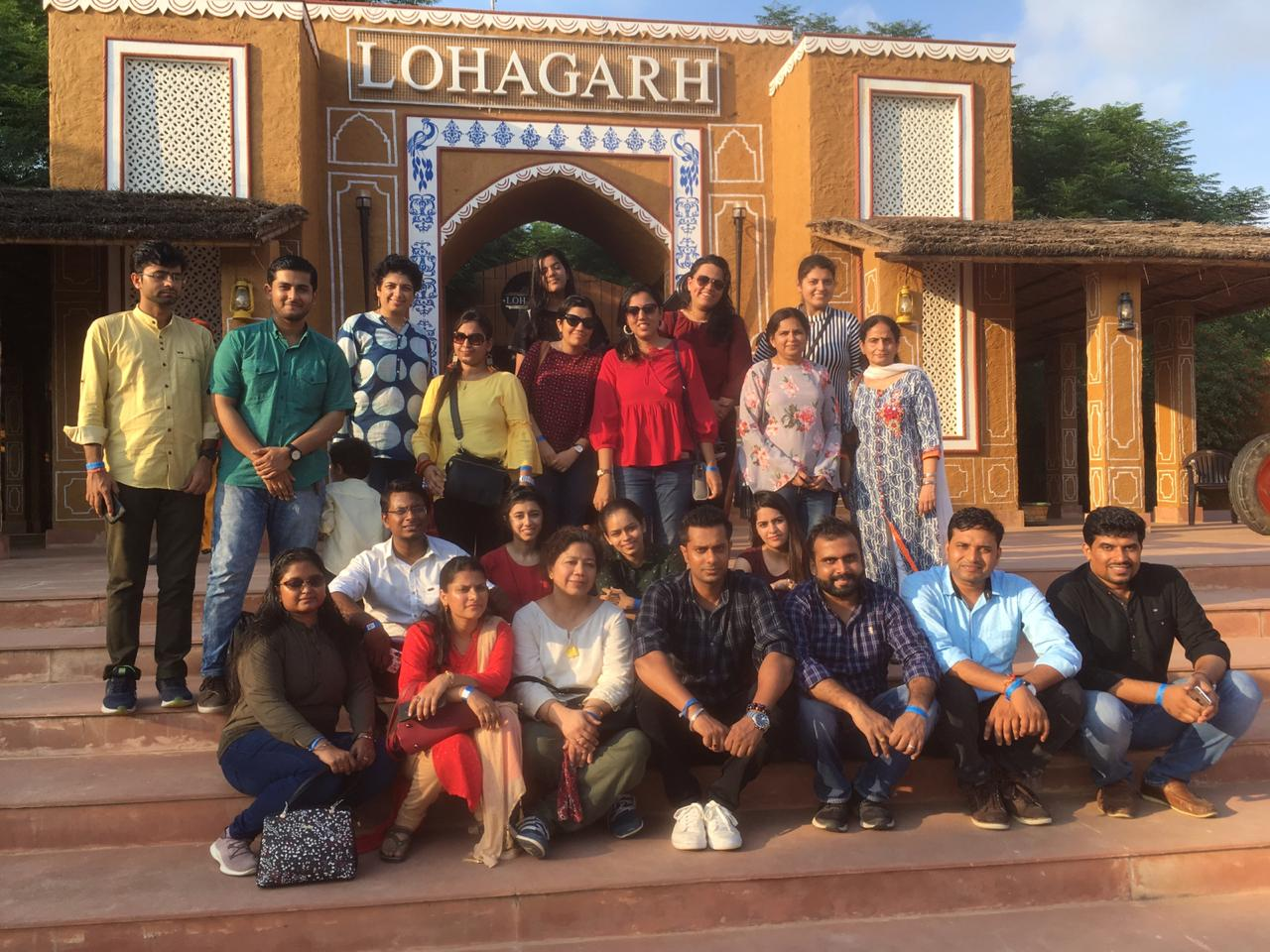 Staff Picnic to Lohagarh